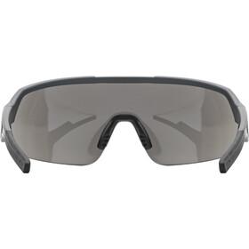 UVEX Sportstyle 227 Glasses grey matt/mirror silver